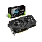 Видеокарта PCI-E ASUS GeForce GTX 1660 SUPER TUF OC GAMING 6Gb