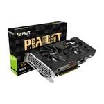Видеокарта PCI-E Palit GeForce GTX 1660 DUAL 6Gb