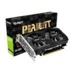 Видеокарта PCI-E Palit GeForce GTX 1650 STORMX OC 4Gb
