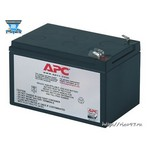 Батарея для ИБП APC RBC4 12В 12Ач для BP650S/BP650C/BP650PNP/BK650M/BK650S/SU620NET/SU650VS/BK650MC/SUVS650/BP6501PNP/BP650SC/BK650X06/BE750BB/BP650SX107/SC620/BE750BB/BP650IPNP/BP650SI/SC620I/SU620INET/SUVS650I